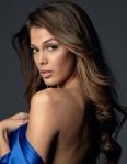 Miss France -Iris Mittenaere during Miss Universe 2016 glamshots
