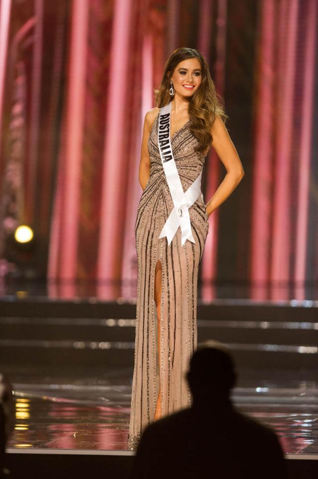 Australia, Miss Universe 2016