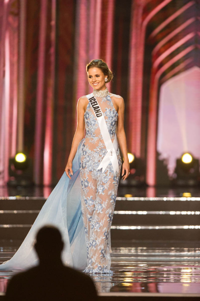 Iceland, Miss Universe 2016