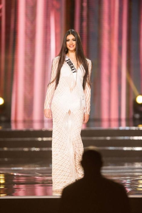 Turkey, Miss Universe 2016