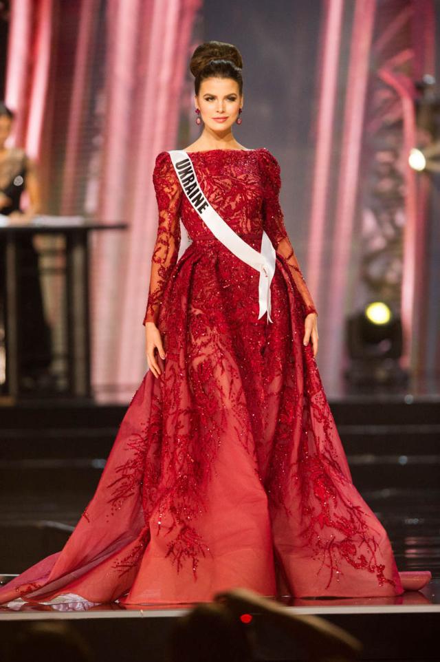 Ukraine, Miss Universe 2016