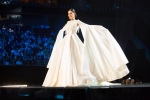 Miss Georgia,Nuka Karalashvili during Miss Universe 2016 National Costume presentation