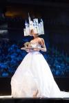 Miss Germany,Johanna Acs during Miss Universe 2016 National Costume presentation