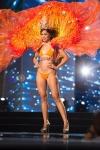 Miss Guam,Muneka Joy Cruz Taisipic, during Miss Universe 2016 National Costume presentation