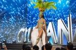 Miss Guyana,Soyini Fraser during Miss Universe 2016 National Costume presentation