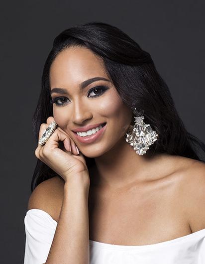 Raquel Pélissier will be representing Haiti at Miss Universe 2016