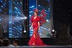 Miss Hungary,Veronika Bodizs during Miss Universe 2016 National Costume presentation