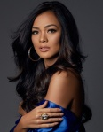 Miss Indonesia- Kezia Warouw during Miss Universe 2016 glamshots