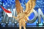Indonesia, Kezia Warouw during Miss Universe 2016 National Costume presentation