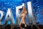 Miss Israel ,Yam Kaspers Anshel during Miss Universe 2016 National Costume presentation