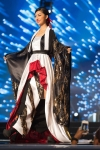 Miss Japan,Sari Nakazawa during Miss Universe 2016 National Costume presentation