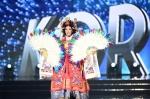 Korea, Jenny Kim during Miss Universe 2016 National Costume presentation