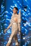 Miss Malaysia ,Kiran Jassal during Miss Universe 2016 National Costume presentation