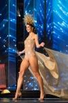 Miss Namibia,Lizelle Esterhuizen during Miss Universe 2016 National Costume presentation