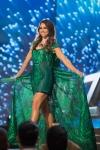 Miss New Zealand,Tania Dawson during Miss Universe 2016 National Costume presentation