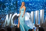 Miss Norway,Christina Waage during Miss Universe 2016 National Costume presentation