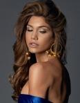 Miss Panama -Keity Drennan during Miss Universe 2016 glamshots