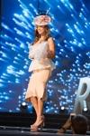 Miss Romania,Teodora Dan during Miss Universe 2016 National Costume presentation