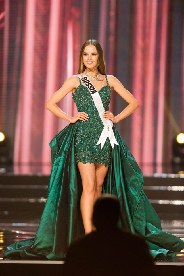1952-2017 MOST BEAUTIFUL MISS UNIVERSE EVENING GOWNS