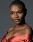 Miss Sierra Leone- Hawa Kamara during Miss Universe 2016 glamshots