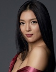 Miss Singapore- Cheryl Chou during Miss Universe 2016 glamshots