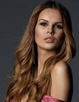 Miss Slovak Republic- Zuzana Kollárová during Miss Universe 2016 glamshots