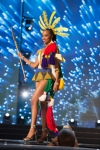 Miss South Africa ,,Ntandoyenkosi Kunene during Miss Universe 2016 National Costume presentation