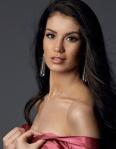 Miss Spain -Noelia Freireduring Miss Universe 2016 glamshots