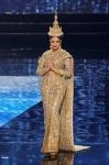Miss Thailand,Chalita Suansane during Miss Universe 2016 National Costume presentation