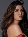 Miss Ukraine -Alena Spodynyuk during Miss Universe 2016 glamshots