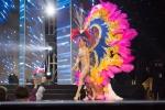 Miss US Virgin Islands ,Carolyn Carter during Miss Universe 2016 National Costume presentation