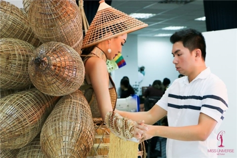 Miss Universe Vietnam 2016 National Costume