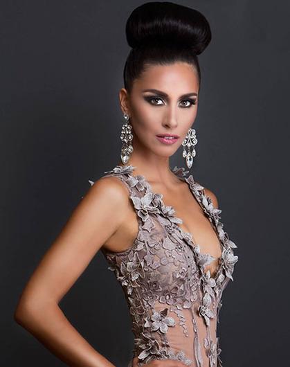 Carolyn Carter will be representing US Virgin Islands at Miss Universe 2016