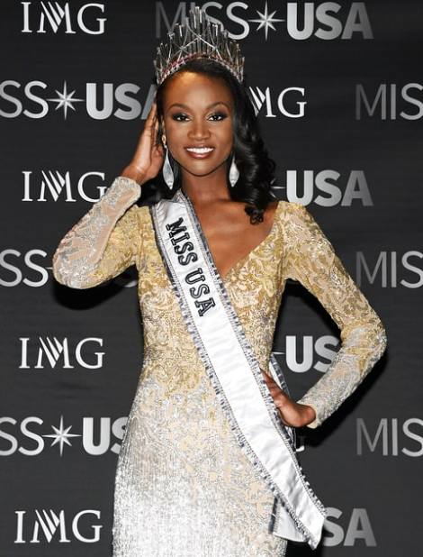 Deshauna Barber, Miss USA 2016