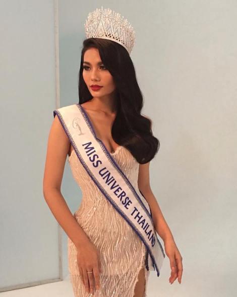 Chalita Suansane, Miss Universe Thailand 2016
