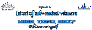Miss TGPC 2017 Episode 4
