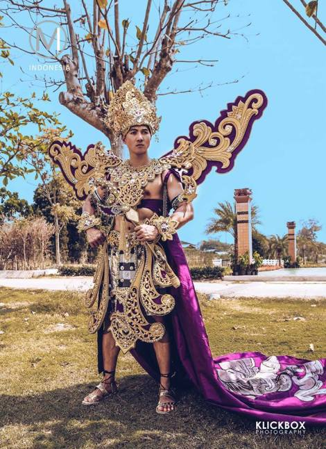 Mister International 2016 National Costume