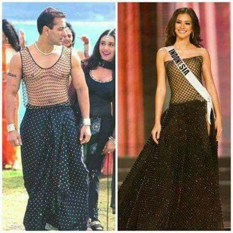 Miss Indonesia 2016, Kezia Warouw