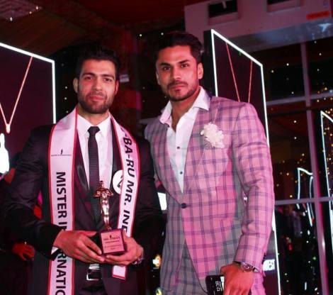 Tabish Gulzar from Srinagar is Rubaru Mister International India 2017