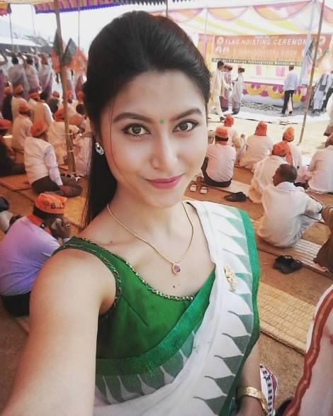 oibam Kanchan will represent Manipur at Fbb Colors Femina Miss India 2017