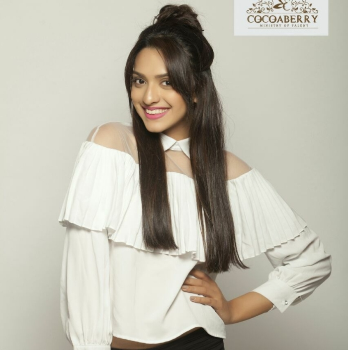Mannat Singh is Femina Miss India Kerala 2017