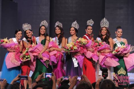 Binibining Pilipinas 2016 winners