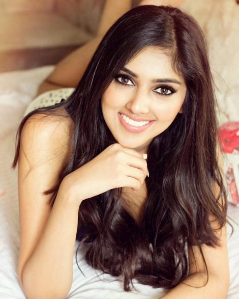 Ruhika Dass is Femina Miss India Karnataka 2017