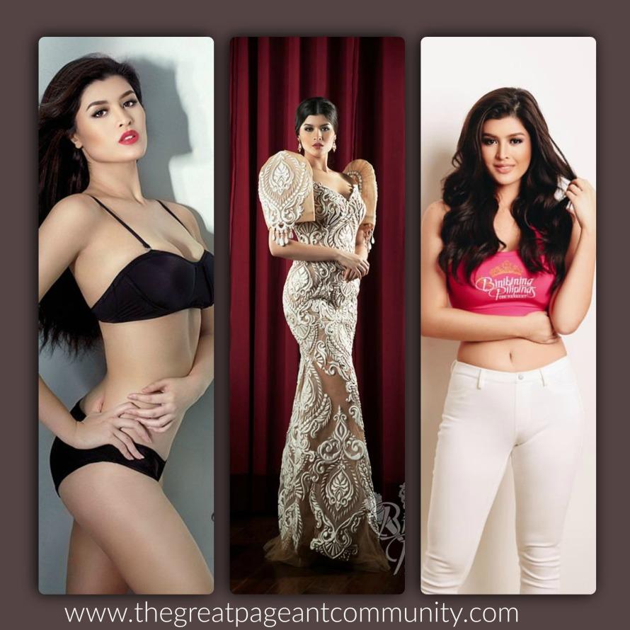 For Miss Universe Philippines 2017, Mariel de Leon