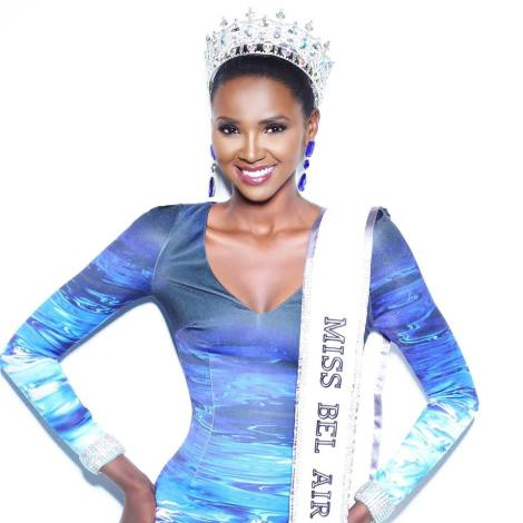 Eyga Mojus is chosen as Miss Grand South Sudan 2017
