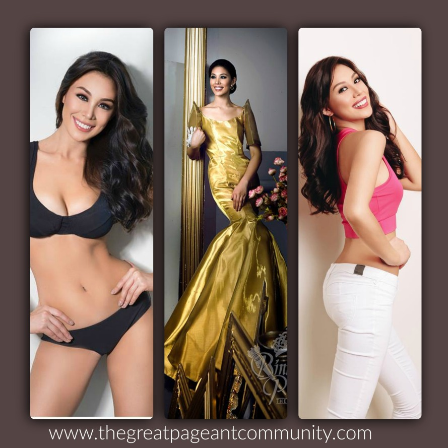 Miss Interncontinental Philippines 2017, Dindi Pajares