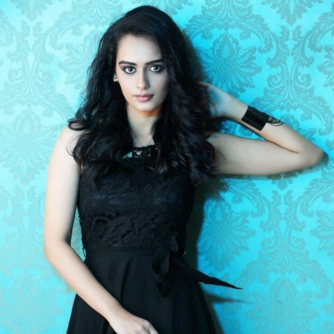 Manushi Chhillar is Femina Miss India Haryana 2017