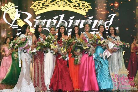 Binibining Pilipinas 2017 Full Results!!