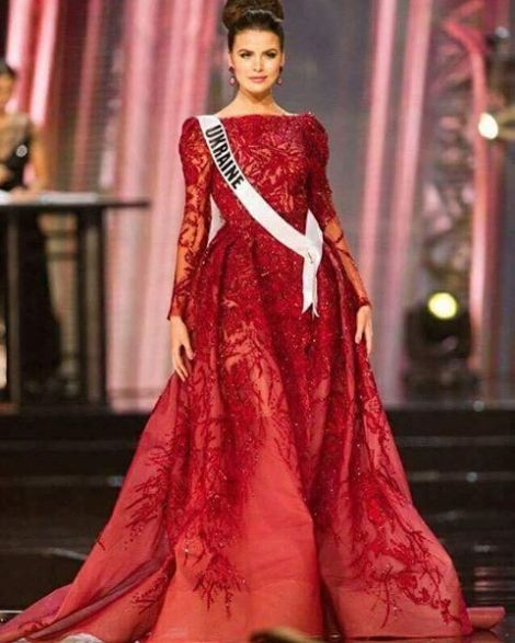 Alena Spodynyuk from Ukraine wins Supermodel International 2017