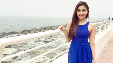 Aishwarya Devan Fbb Colors Femina Miss India Maharashtra 2017
